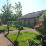 St Margarets of Scotland Hospice gardens (image courtesy of St Margaret's of Scotland)