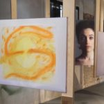 Luz Profunda (Inner Light) exhibition: courtesy of Nadia Collette