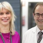 Professor Bridget Johnston and Dr Carlos Centeno