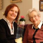 Marian Krawczyk and Margaret Dobie
