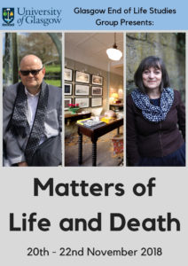Matters of Life and Death - Dumfries